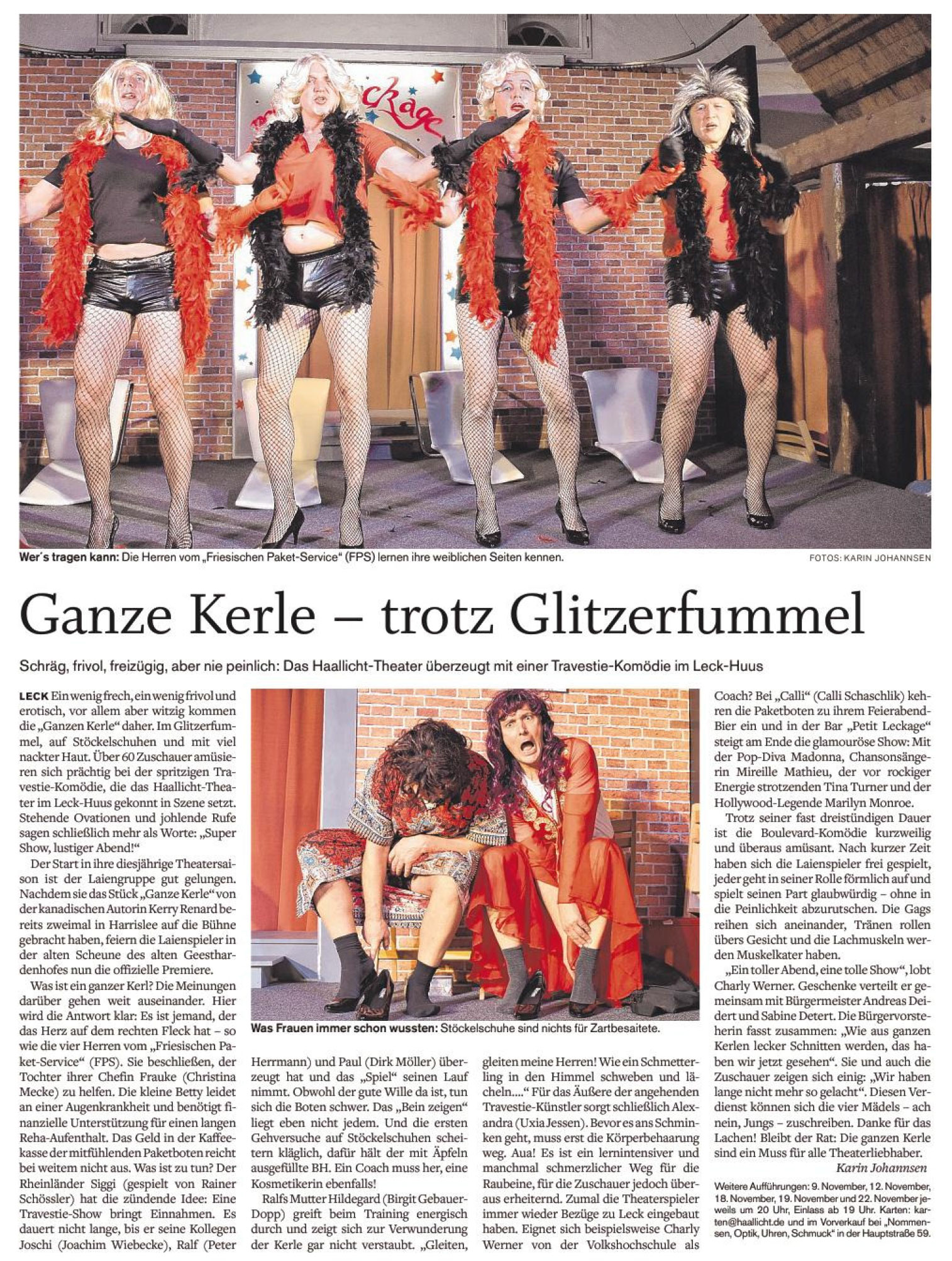 """Ganze Kerle"" (November 2016)"